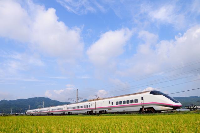 秋田新幹線こまち