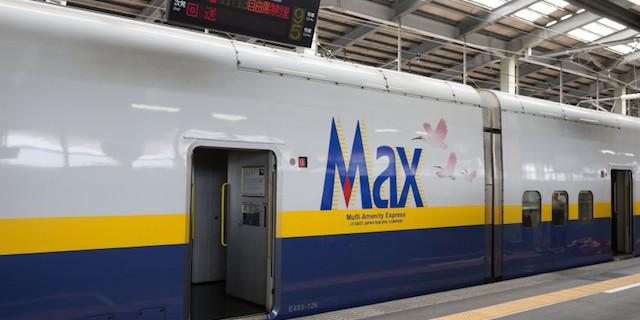 上越新幹線Maxとき