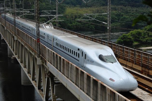 山陽・九州新幹線さくら
