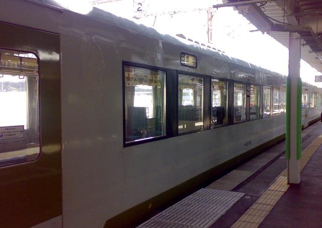 磐越東線普通列車