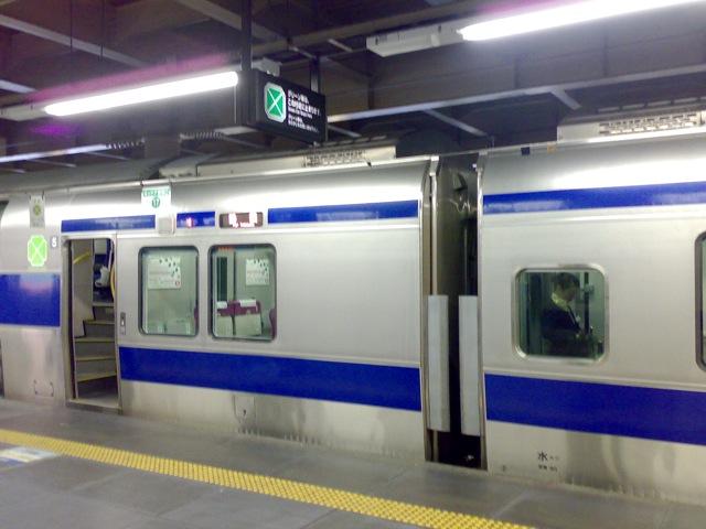 常磐線普通列車