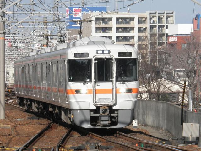 東海道線313系