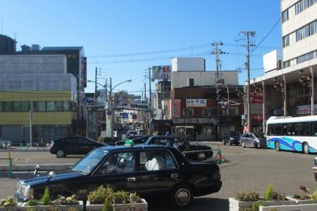 紀伊田辺駅前
