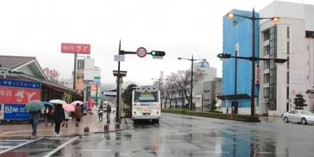 内宮行きバス乗り場