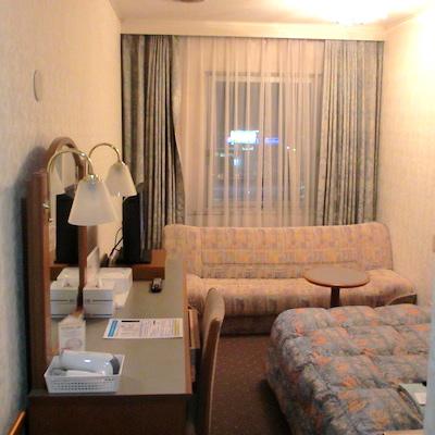 松阪シティホテル室内