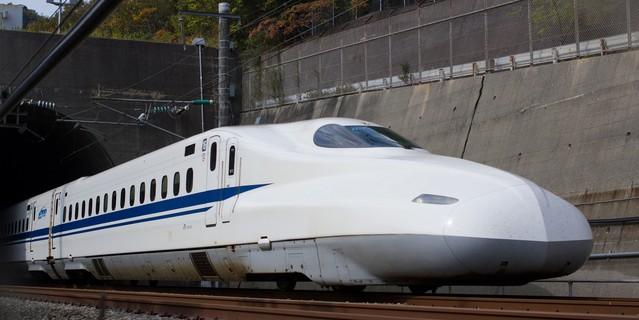 山陽新幹線N700系