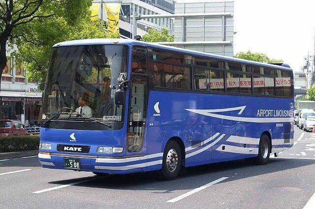関西空港交通のリムジンバス