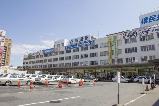 JR新潟駅