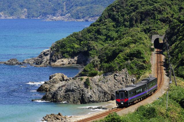 山陰本線の列車