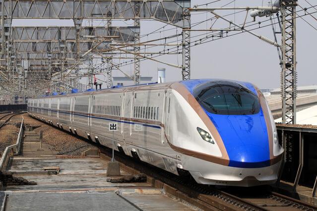 北陸新幹線E7系