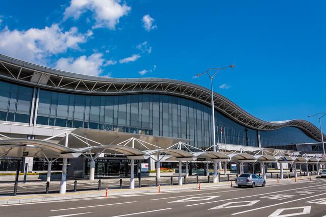 仙台空港ターミナルビル