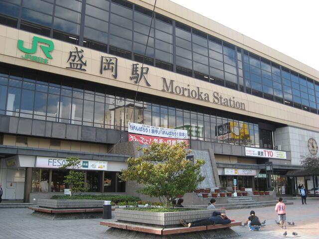 JR盛岡駅