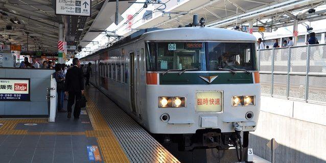 足利藤まつり号(185系)