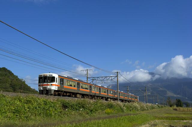 東海道本線の列車