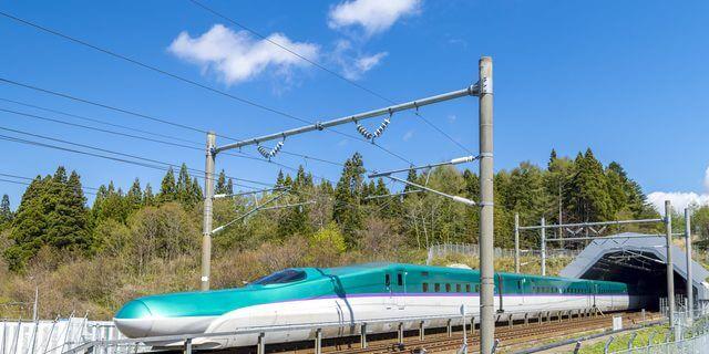 北海道新幹線H5系