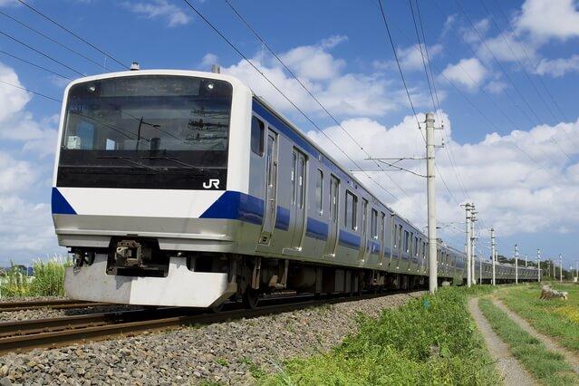 常磐線の快速列車