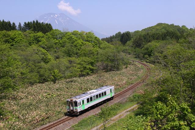 JR函館本線の列車