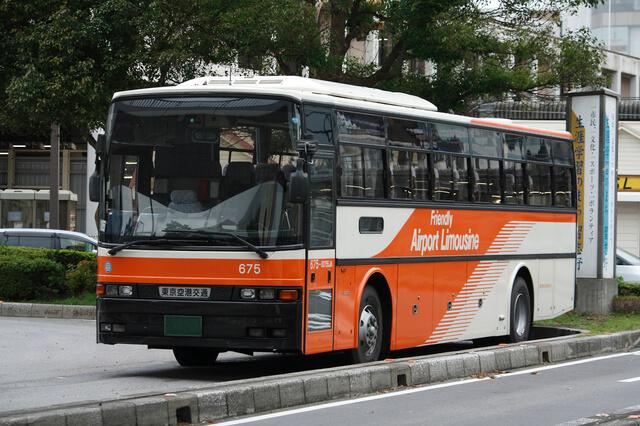 東京空港交通のリムジンバス