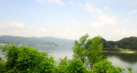 浜名湖付近
