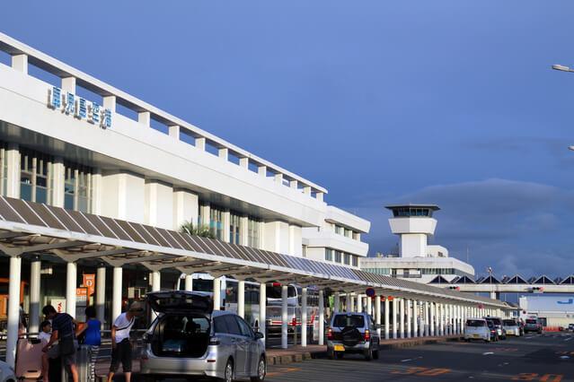 鹿児島空港国内線ターミナル