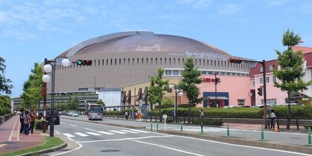 福岡 ヤフオク!ドーム