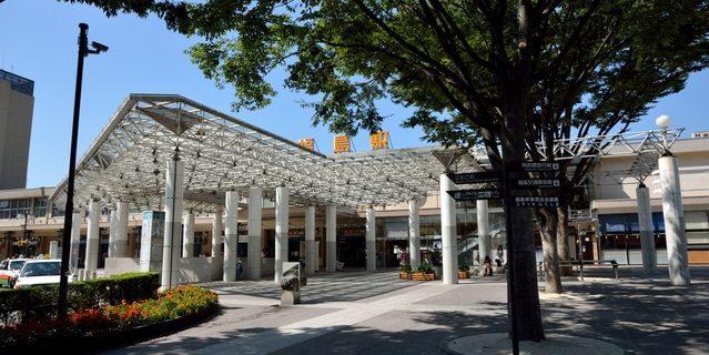 JR福島駅東口